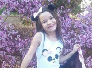 YASMIN  Comemorou 8 anos, dia 8 de setembro, Yasmin da Silveira Vaz, filha de Danilo Vaz Ferreira e Eliana da Silveira Vaz. Ela recebe os parabéns dos pais, da madrinha Catllen Vaz, dos familiares e amigos