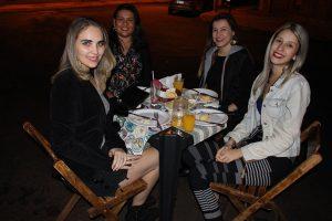 Lorraine Rosa, Tássia Rezende, Janice Massarioli e Ana Tereza Sousa