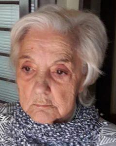 EUNICE LEITE MATRONE Faleceu aos 89 anos, dia 27 de agosto, Eunice Leite Matrone, viúva de Padim Matrone. Ela é filha de Júlio Barbosa Leite e Francisca Rodrigues dos Santos e são seus irmãos Maria José, Salete, e os falecidos Ruth, Tereza, Orlando, Francisco e Abádia.
