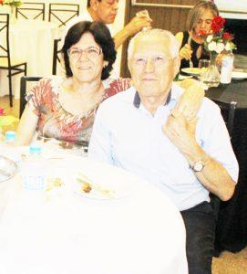 Lilian Dia 9 de novembro, comemora aniversário, a professora Lilian Nauyta Vidal Pistori, esposa de Gersino Pistori. Ela recebe os parabéns do esposo, dos familiares e amigos