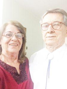 Berteli e Delva Comemoram 52 anos de casados, Bodas de Argila , dia 19 de novembro, o empresário Antônio Rodrigues Berteli e Delva de  Sousa Carvalho Rodrigues. Eles recebem  os parabéns dos filhos, genros, noras, netos, familiares e amigos