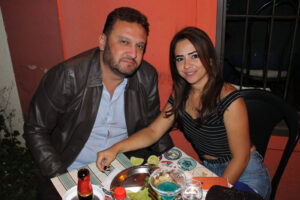 Ronald Hypólito e Rayane Vieira