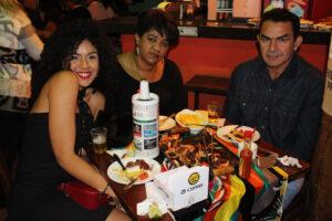 Damião Medeiros/Juliana dos Santos Medeiros e a filha Danieli dos Santos Medeiros