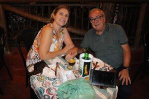 Edson Andréo Barbosa/Mary Leão