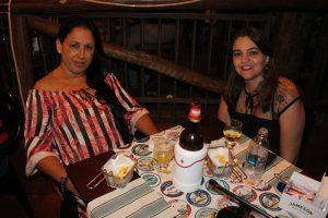 Fernanda Matos e Angélica Alonso