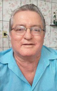 Benedito Paes Faleceu dia 27 de junho, aos 62 anos, o aposentado, Benedito Paes, casado com Devonice Caroline de Paula Paes. Ele deixa o filho Jardel Paes, casado com Gislene Paes e os netos José Pedro e José Lucas. Filho de Sebastião Paes e Maria Pereira Paes. São seus irmãos Francisco Paes e Eunice Paes.