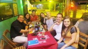 Thales Gomes, Larissa Cavalcante, Marcelo Silva  Teixeira, Lara Domenici, Vitor Alamino, Victor Hugo Joazeiro e Patrícia Silva