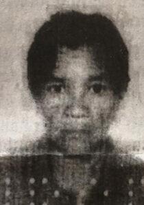 Maria Madalena  de Oliveira Faleceu dia 21 de julho, aos 69 anos, Maria Madalena de Oliveira, casada com Boaventura de Oliveira. Ela, que é filha de Jacinto Antônio de Oliveira e Nelcionildes Antônio de Oliveira (Falecidos), deixa irmãos e filhos.