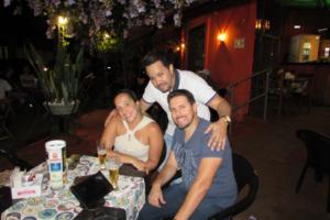 Rodrigo Aragon/Cassandra e Rodolfo Costa