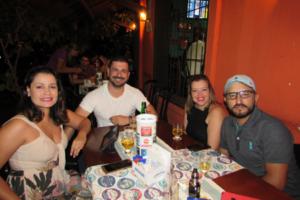 Edimar Fernandes a namorada Natália Machado, Márcio Freitas/Maitê