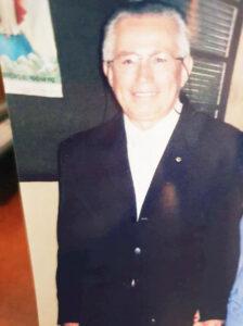Comemora aniversário, dia 18 de junho, o contador Gercino Pistori. Ele recebe os parabéns da esposa, a professora  Lilian Nauyta Vidal Pistori, dos familiares e amigos