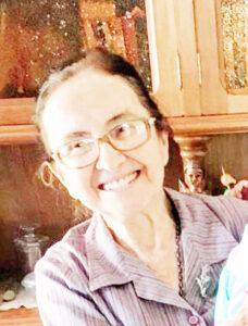 """Purcina (""""Dona Nenê"""")  Completa 92 anos, dia 23 de setembro, Purcina Cândida Pimentel (""""Dona Nenê""""). """"São 92 primaveras de muita beleza, alegria, fé, sabedoria e força. A senhora é o nosso exemplo, te amamos muito. Com o carinho dos filhos, netas, bisneta do genro, noras, amigos e familiares"""